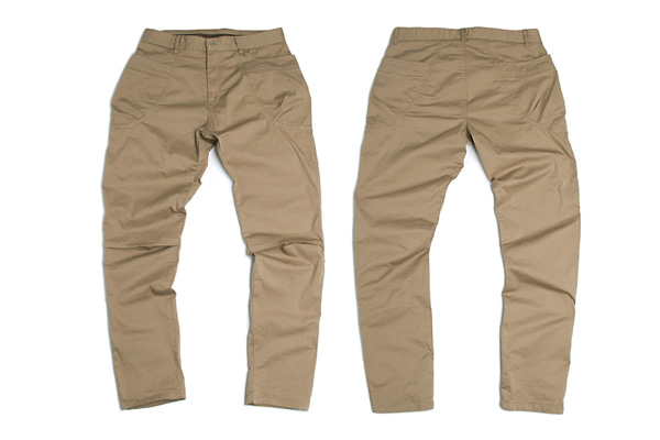(토엘)DOUBLE POCKET LONG PANTS - BG